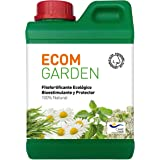 Ecom Garden Abono Bioestimulante Ecológico. 1 Litro. Vigorizante Natural Para Plantas De Interior Y Exterior, Huerta, Frutale