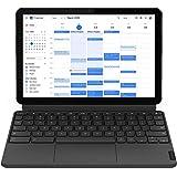 Lenovo IdeaPad Duet Chromebook Tablet, Display 10.1'' Full HD, Processore MediaTek P60T, Storage 64GB, RAM 4GB, Wi-Fi, Chrome