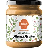 9GRAMS Premium Almond Butter | 96% Almonds | No Added Sugar, No Hydrogenated Fat, No Preservatives