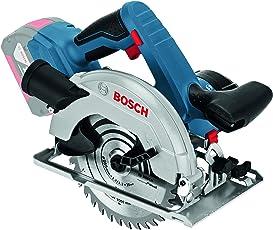 Bosch Professional Akku-Kreissäge GKS 18 V-57 G (18 V, Sägeblatt-Ø-: 165 mm, in L-Boxx)