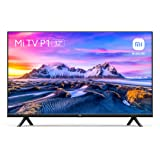 Xiaomi Mi Smart TV P1 (2021) ? Televisie ? LED ? 32 Inch ? HD ? New Frameless Design - Android 9.0 ? Google Assistant ? Ingeb