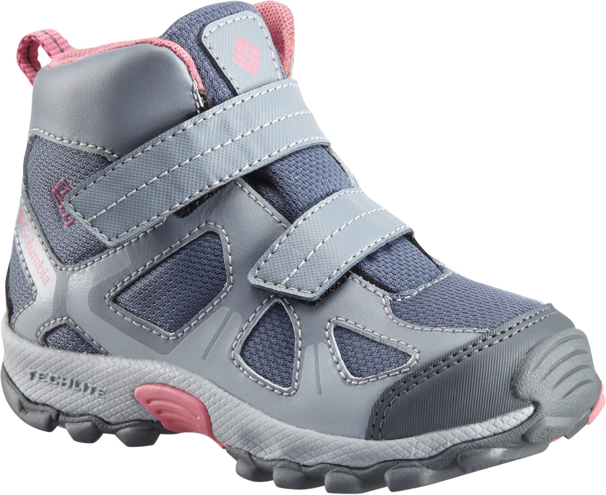 Columbia Unisex Kids Peakfreak™ XCRSN Mid Wp Hiking Shoes 1