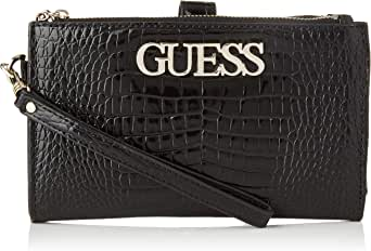 Guess Uptown Chic SLG DBL Zip Orgnzr, Small Leather Goods Donna