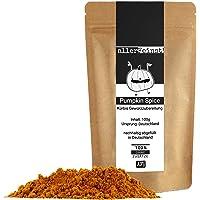 allerFeinst! - Premium Pumpkin Spice - Hochwertige Kürbis Gewürzzubereitung für Pumpkin Pie, Kürbissuppe, Ofenkürbis und…
