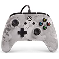 PowerA XB1 Enhanced Wired Controller-Winter Camo