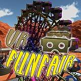 VR Funfair – Ein kompletter Freizeitpark in einer App! (für VR Brillen wie Google Cardboard)