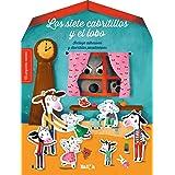 Stickers - Los siete cabritillos y el lobo (Mis pequeños cuentos-Stickers)