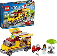 LEGO City Pizza Minibüsü 60150