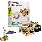 Smartivity Bullseye BowSTEM STEAM Educational DIY Building Construction Activity Toy Game Kit, Easy Instructions, Experiment,