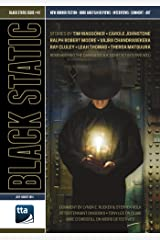 Black Static #41 (Jul - Aug 2014) (Black Static Horror and Dark Fantasy Magazine) Kindle Edition