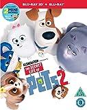 The Secret Life of Pets 2 (3D+Blu-ray) [2019] [Region Free]