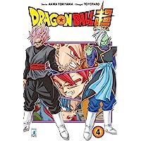 Dragon Ball Super: 4
