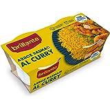 Brillante Vasito Arroz al Curry, 2 x 125g