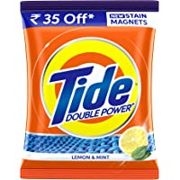 Tide Plus Extra Power Detergent Washing Powder - 2 kg (Lemon and Mint)
