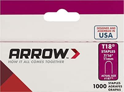 /1000/Tackerkla mmern 9,52/mm Arrow T18/