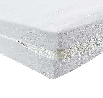 Outdoor matratzenbezug  PROCAVE Matratzenbezug 90x200 cm Frottee unversteppt | Matratzen ...