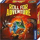 Kosmos Spiele 692988 Roll för äventyr