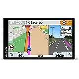 """Garmin DriveSmart 61 Full EU LMT-S - Navegador GPS con mapas de por vida y tráfico vía móvil (pantalla de 6"""", mapa Europa com"""