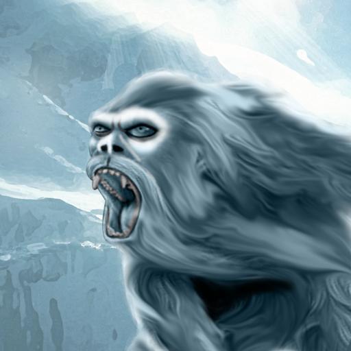 Yeti, Bigfoot & Sasquatch: der Winter Kampf um die Spitze des Berges zu erreichen kaltem Eis - Gratis-Edition (Um Die Spitze)