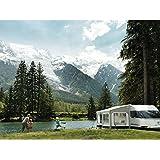 Thule View Blocker G2 Front Sonnenschutz Markise Sichtschutz Windschutz Camping Reisemobil Caravan Auto