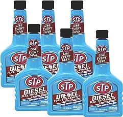 STP Diesel Fuel Treatment 236ml: (Pack of 6)