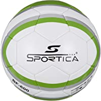 Sportica Bf600 Futbol Topu Top, Unisex, Beyaz, M