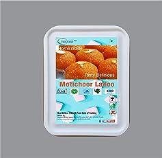 Neotea Tasty Delicious Motichoor Ladoo or Laddu Dessert/Sweets
