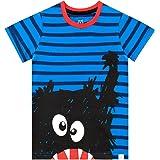 Harry Bear Camiseta de Manga Corta para niños Monstruo
