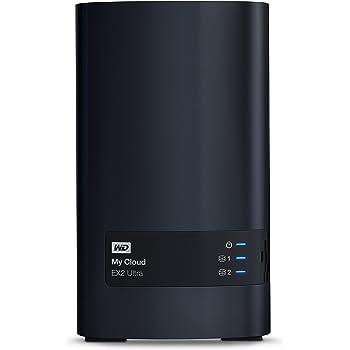 WD My Cloud EX2 Ultra NAS Série Expert 8 To - 2 Baies - WDBVBZ0080JCH-EESN