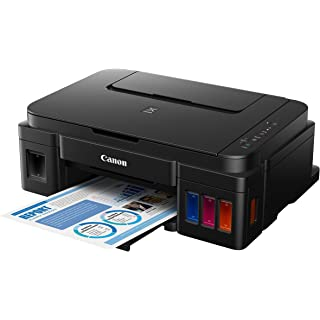 Canon Pixma G2000 All in One Ink Tank Colour Printer  Black