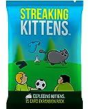 Des chatons rayés: Il s'agit de la deuxième extension de Chatons Explosifs