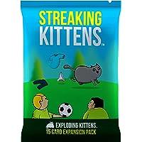 Exploding Kittens Streaking Kittens: La Seconda Espansione di Gattini che Esplodono Gioco