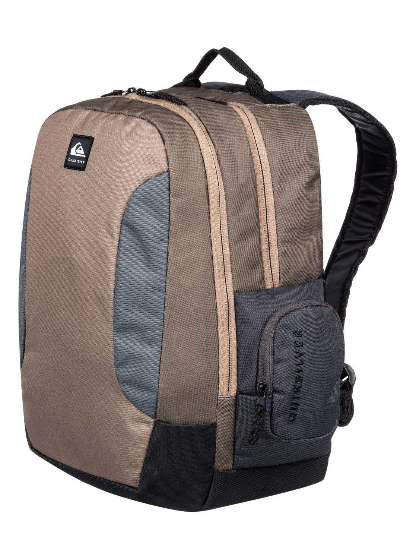 81o0rVdTbmL - Quiksilver Schoolie 30l - Mochila Grande Para Hombre Backpack Hombre
