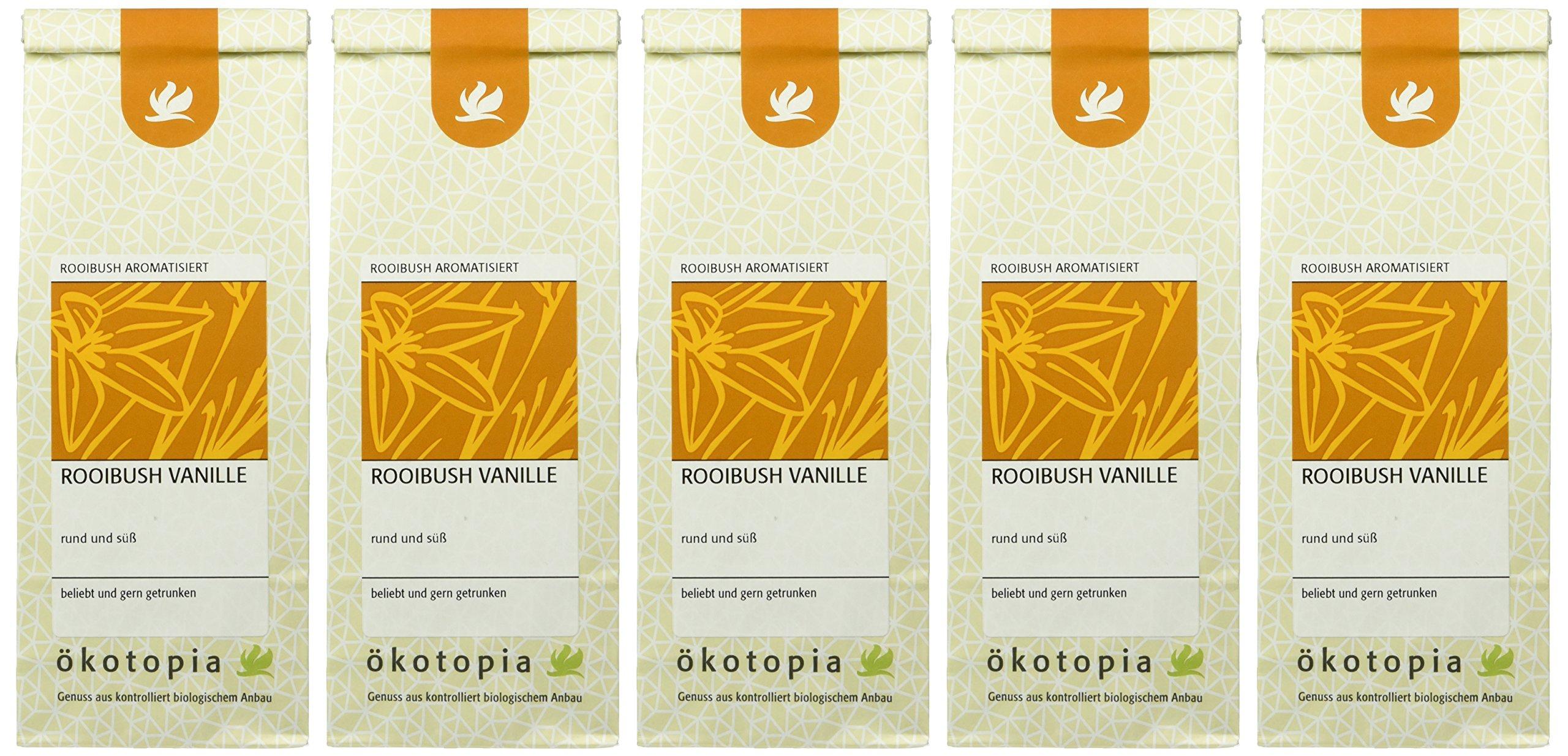 kotopia-Roibusch-Tee-aromatisiert-Rooibush-Vanille-5er-Pack-5-x-100-g