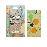 L'Embeillage®, Le Bee Wrap français - Emballage Alimentaire réutilisable - Fabriqué en France, Bio et 100% Naturel en…
