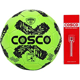 Cosco Rio Football, Size 3  Yellow, Small Sized Football