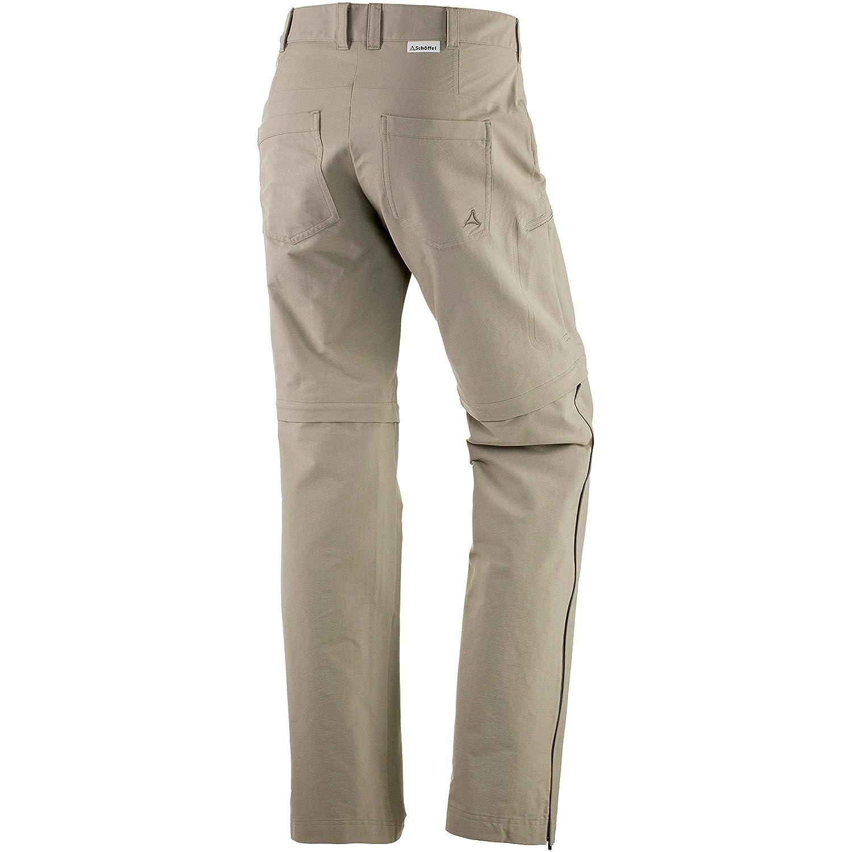 Schöffel Women's Rasra Zip-Off Trousers brindle brindle Size:EU 20:  Amazon.co.uk: Sports & Outdoors