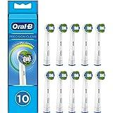 Oral-B Precision Clean Opzetborstels Met CleanMaximiser-technologie, 10 Stuks, Van Brievenbusformaat