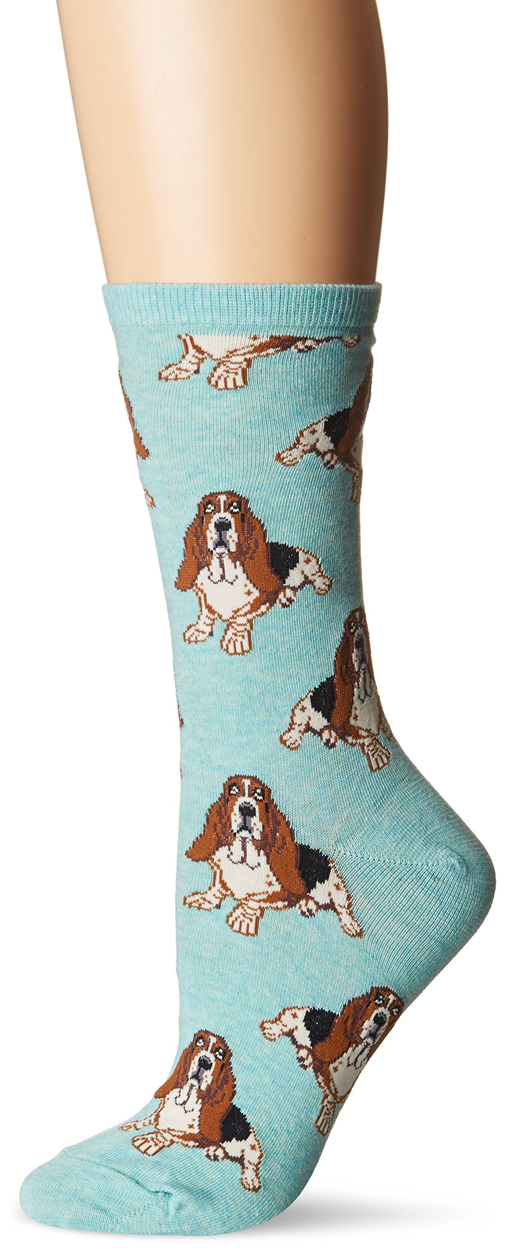 Socksmith Women's Nothing But A Hound Dog Socks