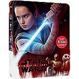 Star Wars: Gli Ultimi Jedi (Steelbook) (3 Blu-Ray 3D + 2D)