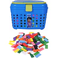 SFR Domino 250 PCS Multi Color Basket