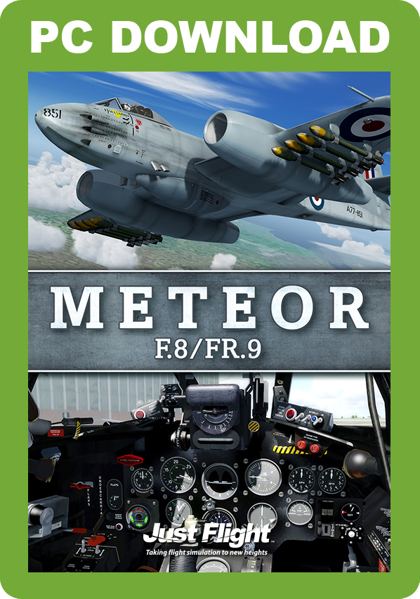 Price comparison product image Meteor F.8/FR.9 [PC Download]