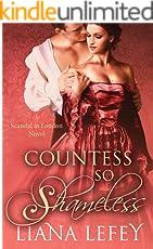 Countess So Shameless (A Scandal in London Novel Book 1) (English Edition)