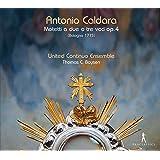Caldara: Motetti a due o tre voci op.4 (Bologna 1715)