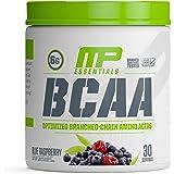 Musclepharm Essentials Powder 30 Serving Blue Raspberry, 225 Gm