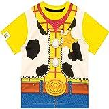 Disney Camiseta de Manga Corta para niños Toy Story Woody