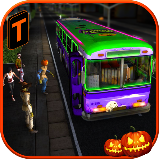 Driver 3D (Halloween-city Com)
