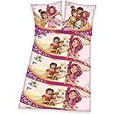 Mia and Me 118057 33 x 33 cm Mia und Pan Phuddle Kissen herzf/örmig