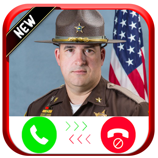 Sheriff Calling You  - Free Fake Phone Call And Free Fake Text Message ID PRO 2019  - PRANK FOR KIDS