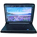 Harry & James™ Laptop Cover for 15.6 inches with Laptop Screen Protector Dust Cover Cum Bag with Easy Carry for HP…